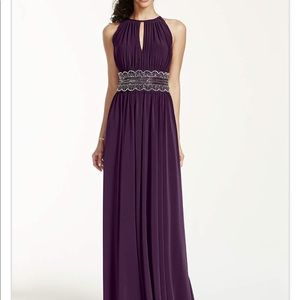 Fabulous prom/bridesmaid gown